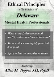 Image ofEthical Principles in the Practice of Delaware Mental Health Professio