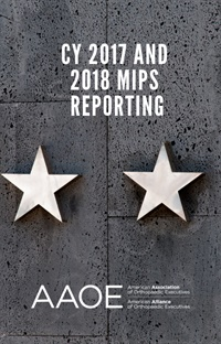 Image of CY 2017 and CY 2018 MIPS Reporting