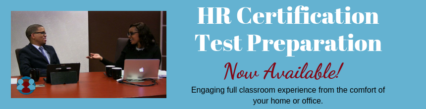 HR Test Preparation Now Available