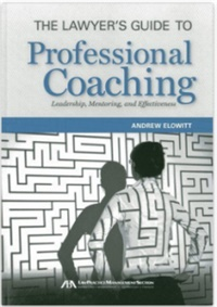 Image of The Lawyer's Guide to Professional Coaching