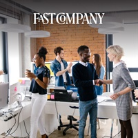 Image of Fast Company: Networking
