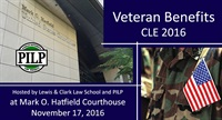 Veterans Benefits CLE 2016