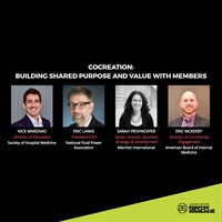 Image of Co-creation: Building Shared Purpose and Value with Members