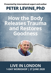 Image of Peter Levine PhD on Trauma: How the Body Releases Trauma and Restores