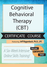Image ofCognitive Behavioral Therapy (CBT): 6-Week Intensive Certificate Cours
