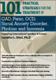 Image of101 Practical Strategies for the Treatment of GAD, Panic, OCD, Social
