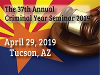 Image ofThe 37th Annual Criminal Year Seminar 2019 | Presented by APAAC and CL