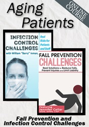 Image of Aging Patients: Fall Prevention and Infection Control Challenges