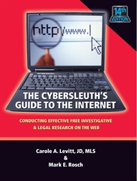 Image of The Cybersleuth's Guide to the Internet: Conducting Effective Internet