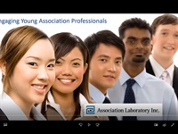 Image of Engaging Young Professionals