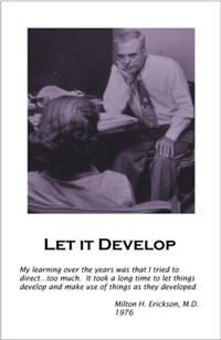 Image of Let It Develop - Poster