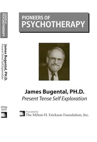 Image of Present Tense Self Exploration - James Bugental