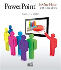 Image of PowerPoint® in One Hour for Lawyers