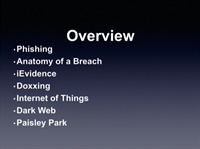 Image of Cybersecurity and Data Breaches