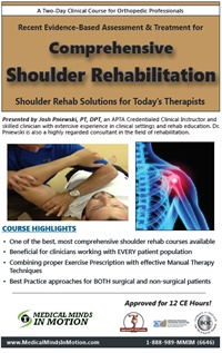 Image ofComprehensive Shoulder Rehabilitation