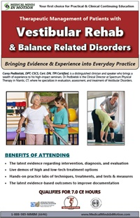 Image ofVestibular Rehab & Balance Related Disorders