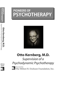 Image of Supervision of a Psychodynamic Psychotherapy - Otto Kernberg