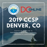 Image ofCCSP - Denver - Part III - Chiropractic management of the extremities