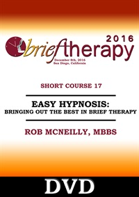Image ofBT16 Short Course 17 - Easy Hypnosis - Bringing Out the Best in Brief