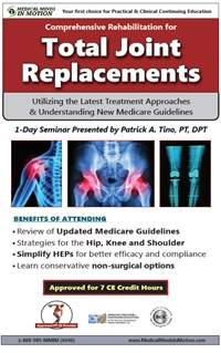 Image ofComprehensive Rehabilitation for Total Joint Replacements