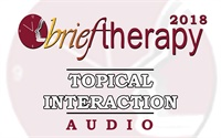 Image of BT18 Topical Interaction 01 - The Merits of Applying Hypnosis in Brief