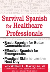 Image ofSurvival Spanish for Healthcare Professionals