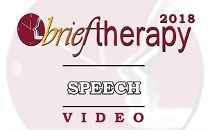 Image ofBT18 Speech 07 - Neurological Levels of Change in Brief Therapy - Robe