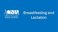 Image of Breastfeeding and Lactation
