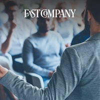 Image of Fast Company: Communicating with Flair