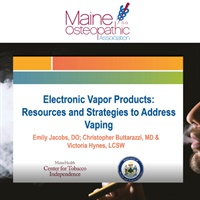 Image of Vaping: Latest Resources and Strategies