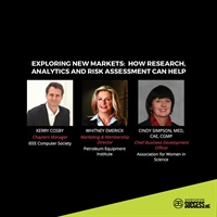 Image of Exploring New Markets: How Research, Analytics and Risk Assessment Can