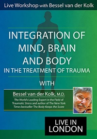 Image ofBessel van der Kolk - Integration of Mind, Body & Brain in the Treatme