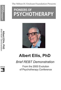Image of Brief REBT Demonstration - Albert Ellis