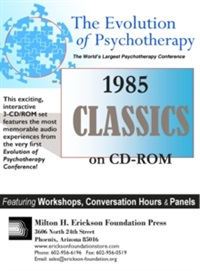 Image ofThe Evolution of Psychotherapy – 1985 Classics