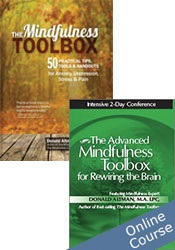 Image ofAdvanced Mindfulness Toolbox for Rewiring the Brain: Intensive Mindful