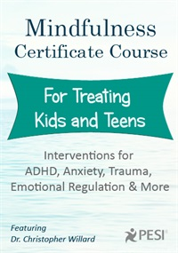 Image ofMindfulness Certificate Course for Treating Kids and Teens: 