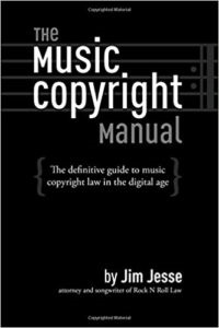Image of The Music Copyright Manual: The Definitive Guide to Music Copyright La