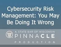 Image of Cybersecurity Risk Management: You May Be Doing It Wrong