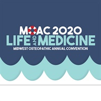 Image of Midwest Osteopathic Annual Convention 2020 - Day 2 PM