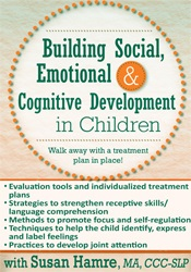Image of Building Social, Emotional and Cognitive Development in Children