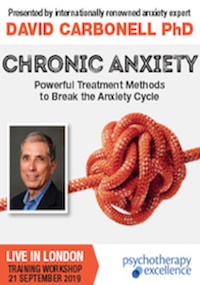 Image of Chronic Anxiety: Powerful Treatment Methods to Break the Anxiety Cycle