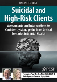 Image of Suicidal and High Risk Clients: Assessments and Interventions to Confi