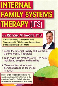 Image of Internal Family Systems Therapy (IFS): A Revolutionary & Transformativ