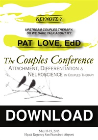 Image of CC16 Keynote 07 - Upstream Couples Therapy: Do We Dare Talk About It?