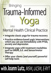 Image ofBringing Trauma-Informed Yoga into Mental Health Clinical Practice
