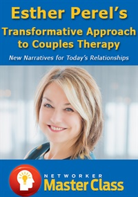 Image ofEsther Perel's Transformative Approach to Couples Therapy in Action
