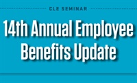 Image of 14th Annual Employee Benefits Update