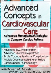 Image of Advanced Concepts in Cardiovascular Care 2-Day Conference: Day Two: Ad