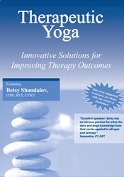 Image ofTherapeutic Yoga: Innovative Solutions for Improving Therapy Outcomes