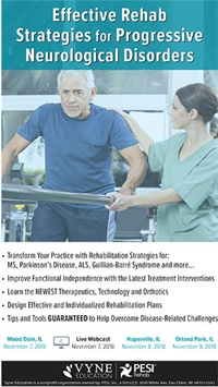 Image ofEffective Rehab Strategies for Progressive Neurological Disorders
